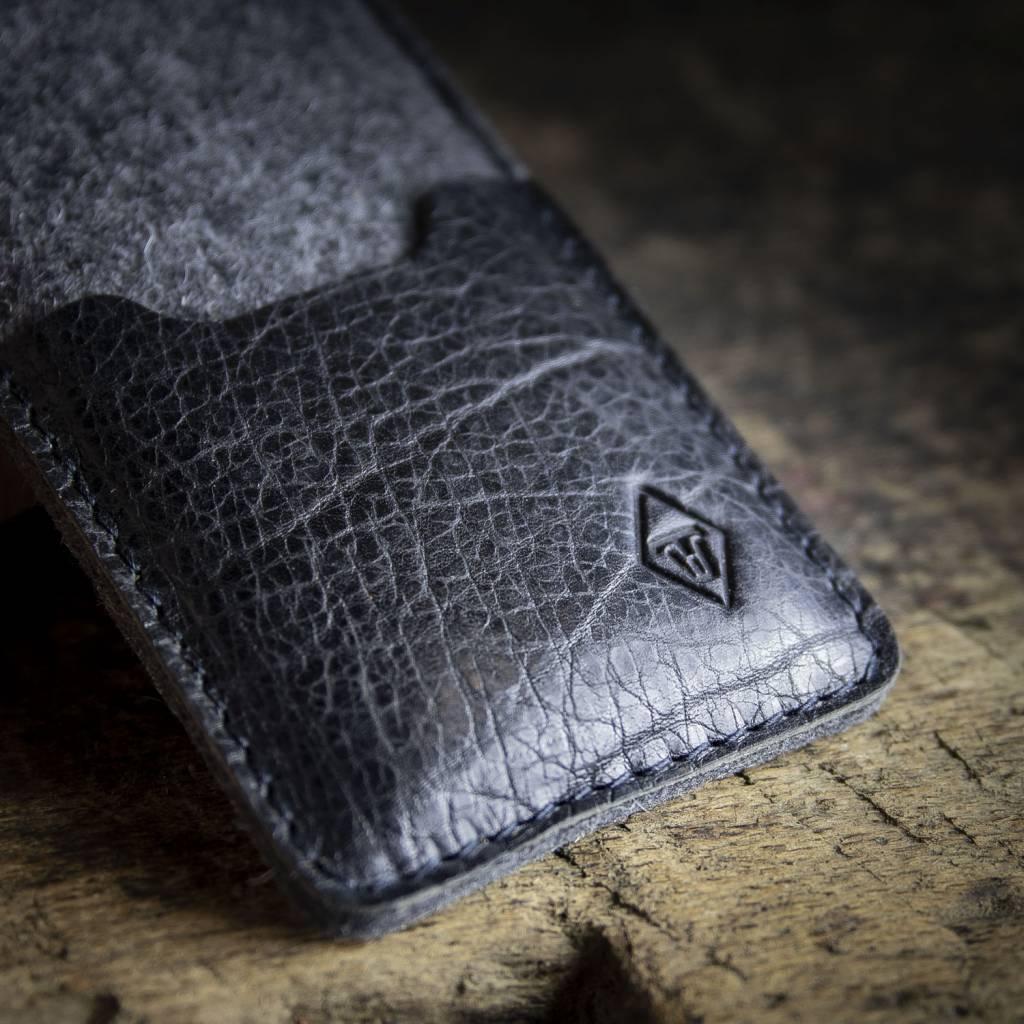 iPhone 12 Pro Max mini Filzhülle mit Leder Einsteckfach SCHUTZANZUG