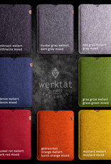 Surface Pro 8 7 X, Laptop Studio / 4, Book 3, Go 2 sleeve felt case SOFTWERK suitably crafted for Microsoft
