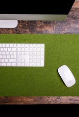 Felt desk pad made to measure, 5 mm, desktop mat made from pure wool