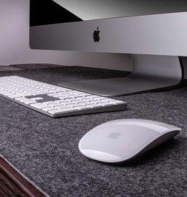 Filz Schreibtischauflage auf Maß, 5 mm, 100% Schurwolle