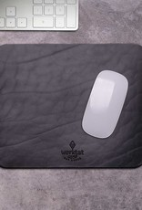 mouse pad, leather