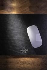 Mousepad, Leder