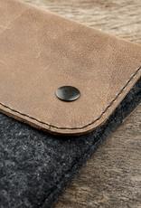Surface Pro 8 7 X, Laptop Studio / 4, Book / Go 3 case leather felt sleeve WERKZEUGTASCHE suitable for Microsoft Surface