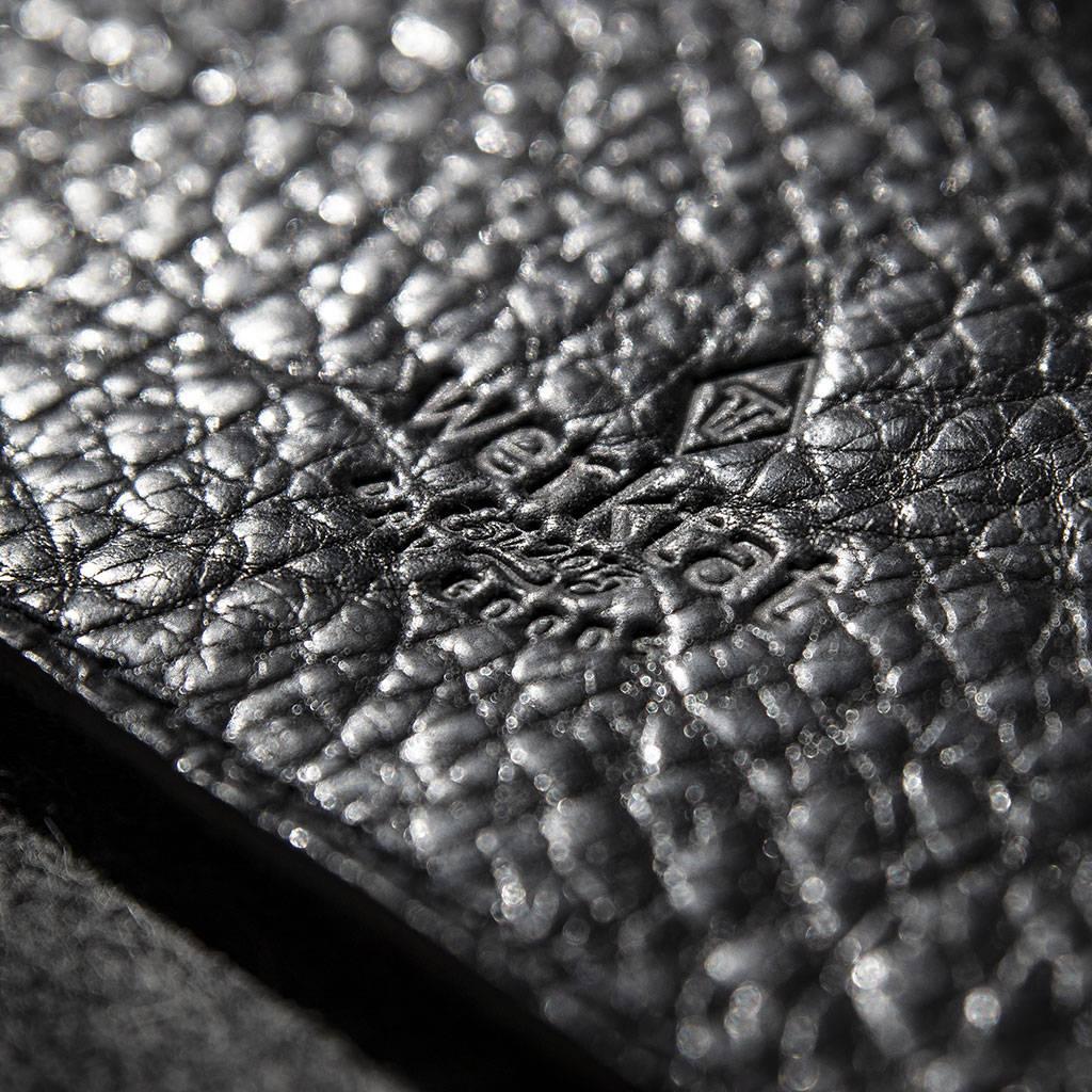 Surface Pro 7, X, Laptop 4, Book 3, Go 2 Tasche Leder Filz Ledertasche SCHLIESSFACH passend gefertigt für Microsoft Surface