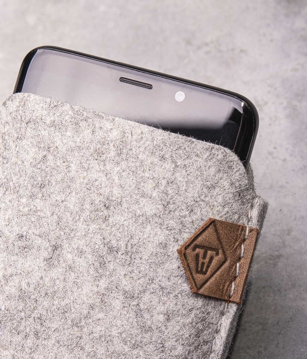 Samsung Galaxy S21, S21+ Ultra 5G Filzhülle SOFTWERK 2.0