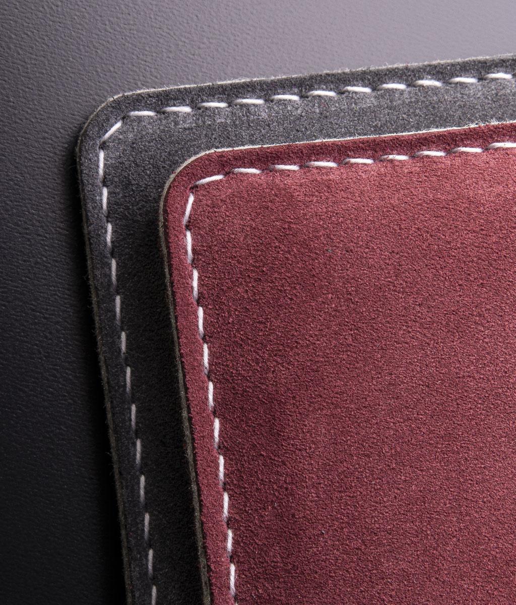 Google Pixel 5, 4 XL, 4a suede leather sleeve, case SCHUTZMASSNAHME suitable for your Google phone