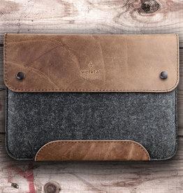 WERKZEUGTASCHE für MacBook Pro / Air Leder-Filz-Hülle, Tasche