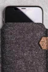 iPhone 12 11 Pro Max mini SE Filzhülle Filz Hülle SOFTWERK 2.0