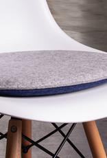 felt seat cushions for Eames Plastic Chair / Armchair custom made (padded)