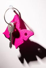 Schmetterling Filz Schlüsselanhänger – Geschenkanhänger