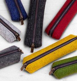 SIEBENDING small felt pencil case / pouch