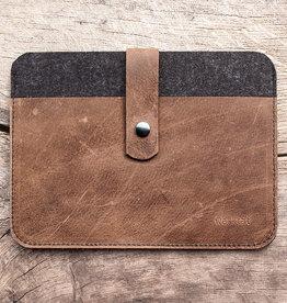 Surface Pro 8 7 X, Laptop Studio / 4, Book / Go 3 felt leather case, sleeve FACHWERK
