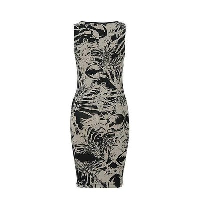 Name It Black White Dress