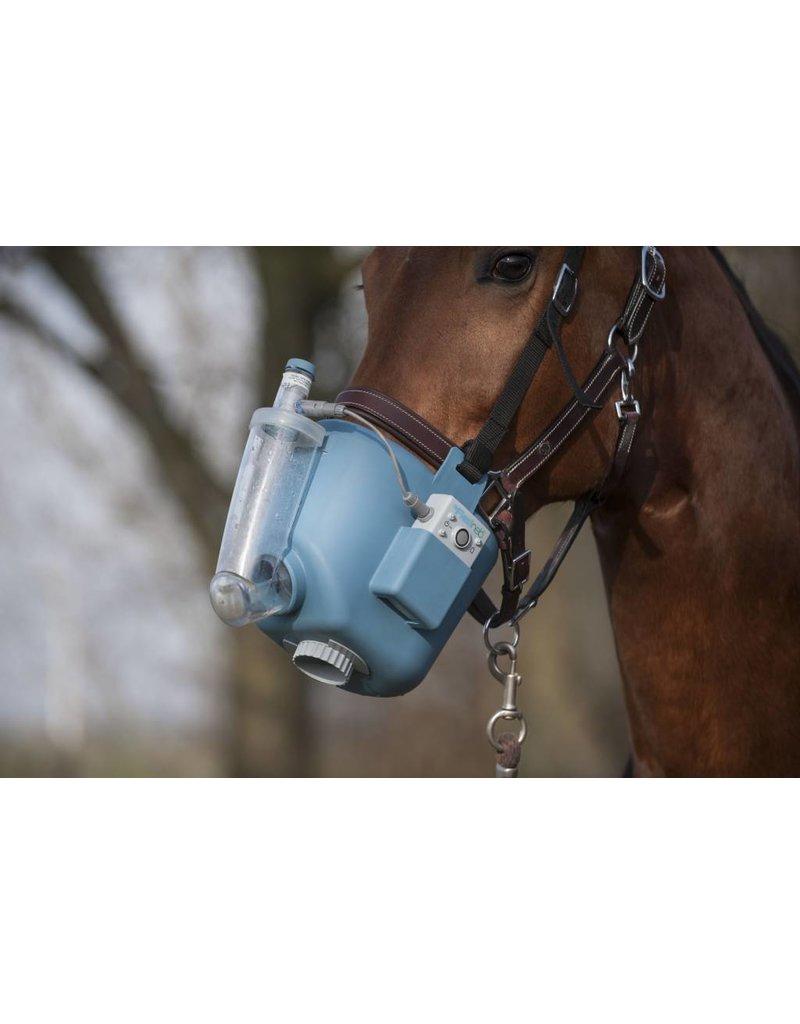 Nortev Nortev Flexineb 2 medicatie cup - 3-pack (grijze + groene + blauwe cups)
