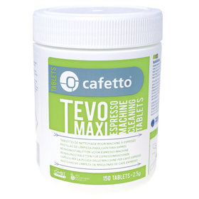 Cafetto Cafetto Tevo Maxi Cleaning Tablets