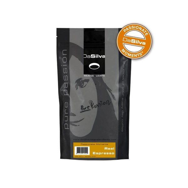 DaSilva Passionate Moments® Real Espresso