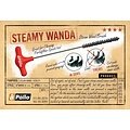 Pällo Steamy Wanda klein groen (6mm borstel diameter)