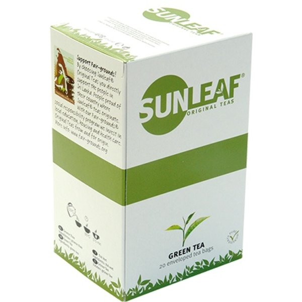 SUNLEAF Original Green Tea