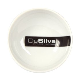 DaSilva theetip porselein wit 8cm