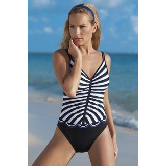 Sunflair Swimsuit  Happy Black
