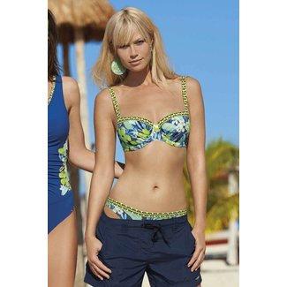 Sunflair Bikini Green & Grey