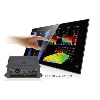 FURUNO DFF-3D NAVnet Network Multi Beam Sonar