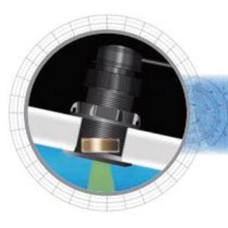 Airmar SMART dieptemeter Sensor DT800 20 Graden