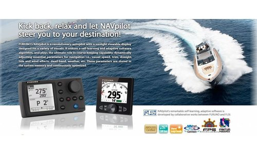 AUTOPILOT for Yachts and Workboats