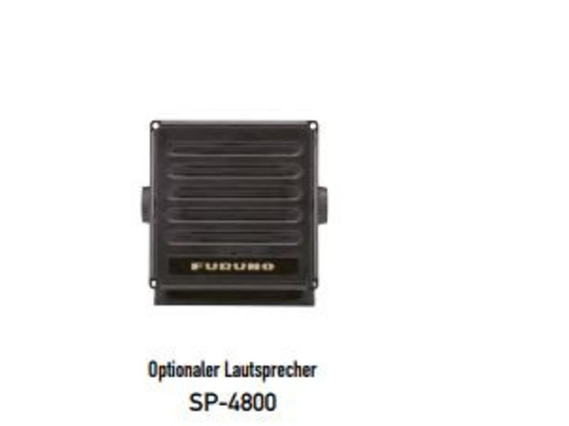 FURUNO FM-4800 VHF RadioTelephone 5 FEATURES IN 1 DEVICE