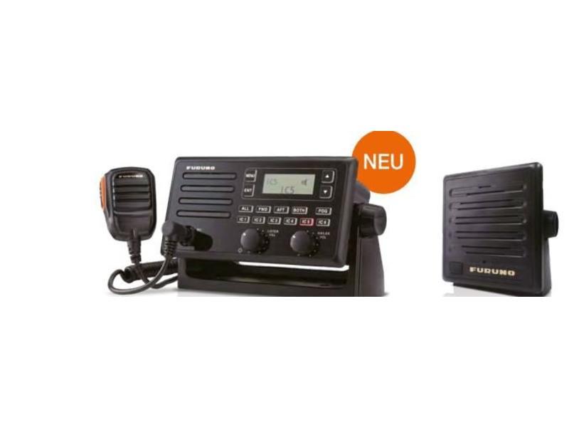 FURUNO FM-4800 UKW Funkgerät 5 EIGENSCHAFTEN IN 1 GERÄT