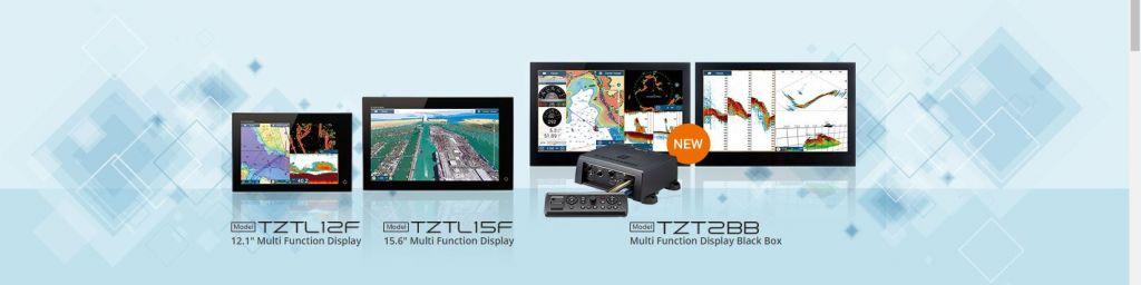 NavNet-TZTouch multifunctioneel navigatiesysteem van FURUNO voor een makkelijke en veilige navigatie met je boot
