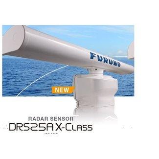 FURUNO DRS25A X-Class  25kW Zender