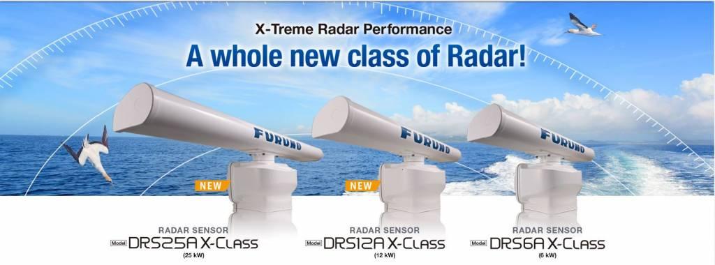 RADAR DRS X-Treme performance Class