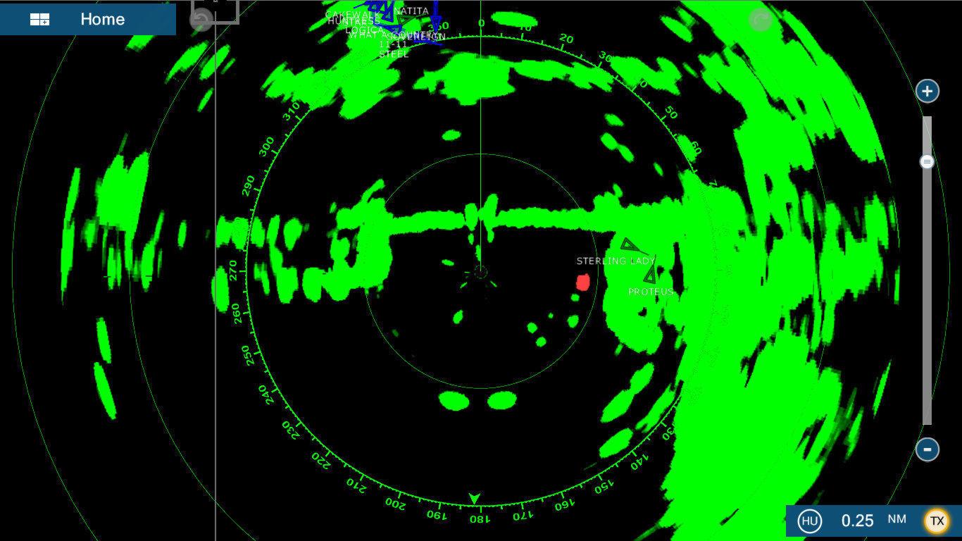 DRS6A-NXT short distance color targets