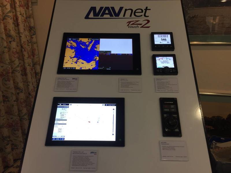 FURUNO TZTL12F Multi Function-Display  NAVNET TZ-2