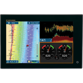 FURUNO TZTL12F Multi Function-Display  Radar/Chartplotter