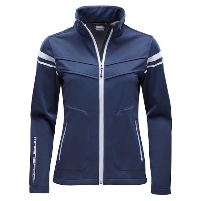 Marinepool Softshell Jacke damen