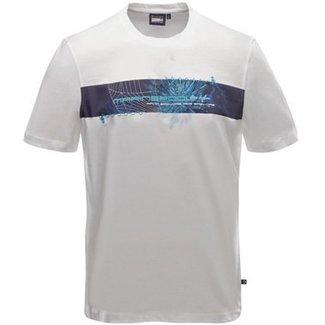 Marinepool Mario-T-Shirt WEISS