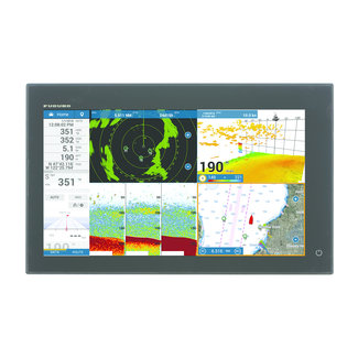 FURUNO TZT16F  Multi Touch- IPS Display Radar/Chartplotter TZT-3