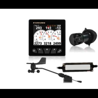 FURUNO FI-70 Wind-Echosounder Data Organiser Package