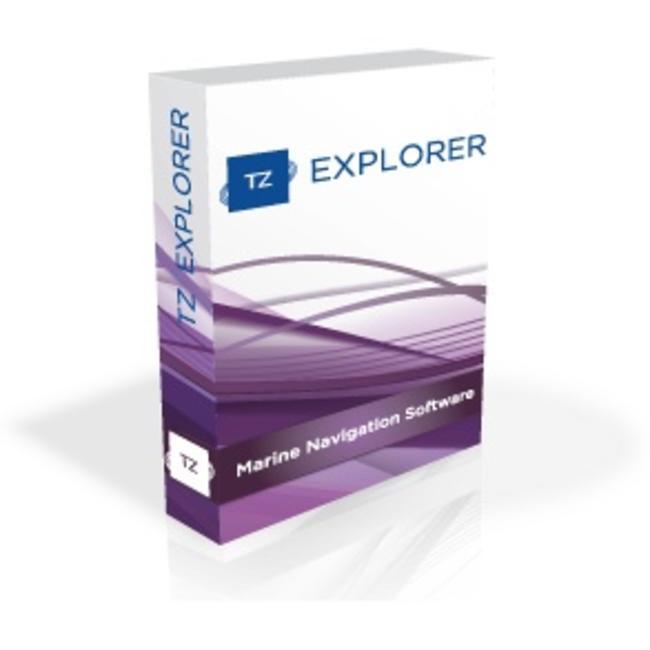 MaxSea TimeZero Explorer incl brede kaart