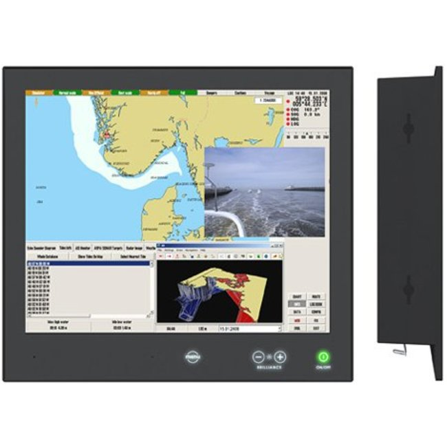 Hatteland Multi Touch Monitor 24inch