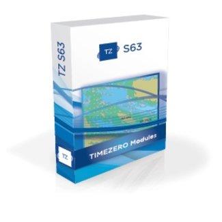 TIMEZERO S63 Modul Kommerciele Seekarten