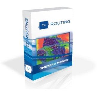 FURUNO TIMEZERO PC Software  Weer Routing Module