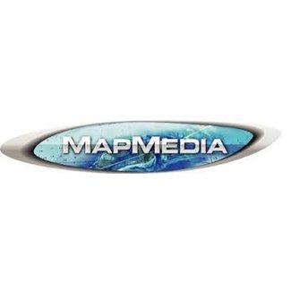 MapMedia mm3d hochauflösende höhenfeldkarten