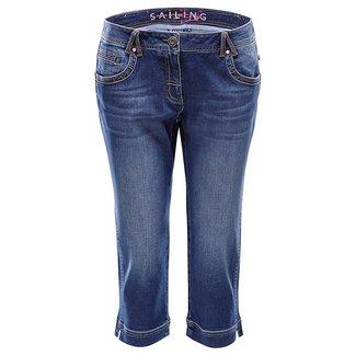 Marinepool Mathilda Jeans Capri Women