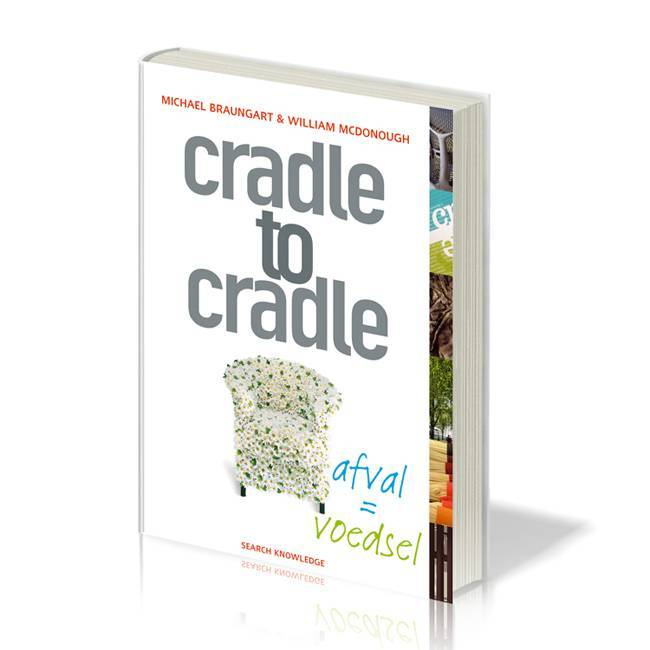 Michael Braungart en William McDonough - Cradle to Cradle - Afval = voedsel