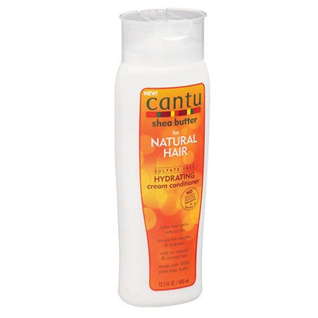 CANTU Sulfate Free Hydrating Cream Conditioner 400 ml.
