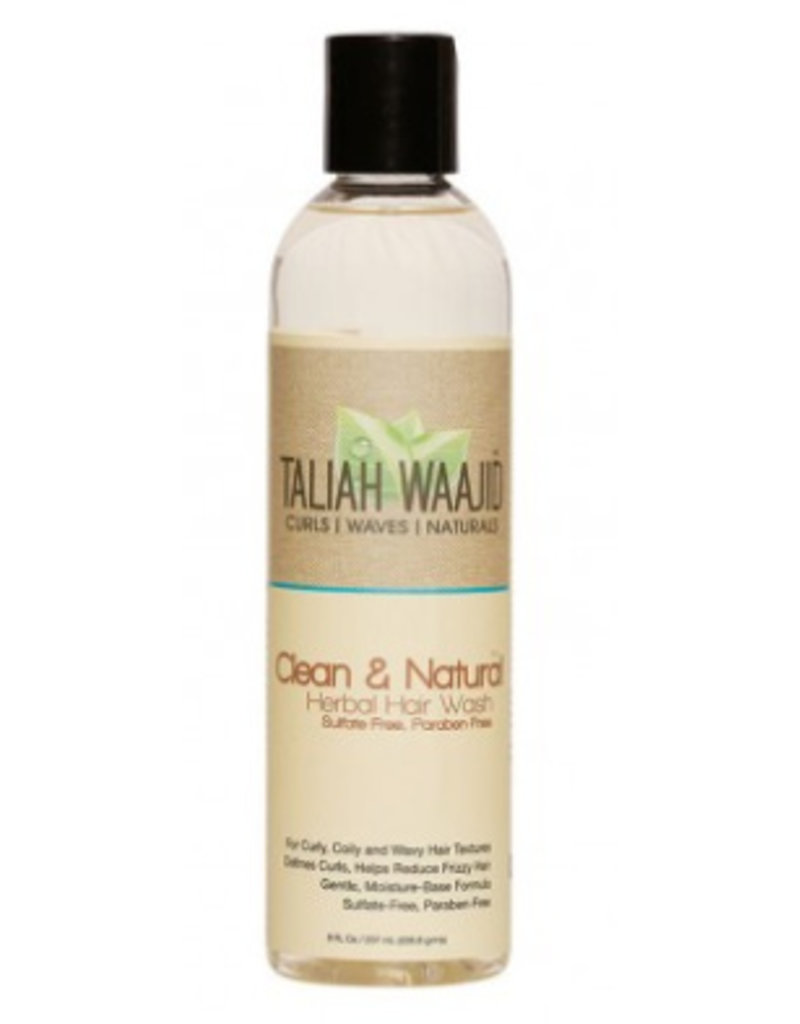 TALIAH WAAJID Clean & Natural Herbal Hair Wash 8 oz.