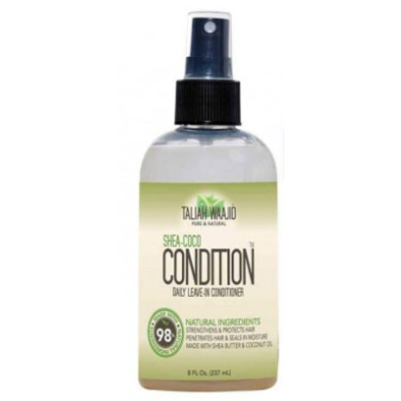 TALIAH WAAJID Shea-coco Daily Leave-In Conditioner 8 oz.